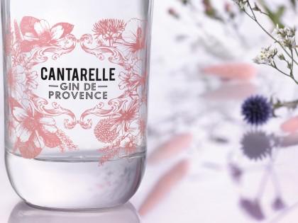 CANTARELLE GIN DE PROVENCE